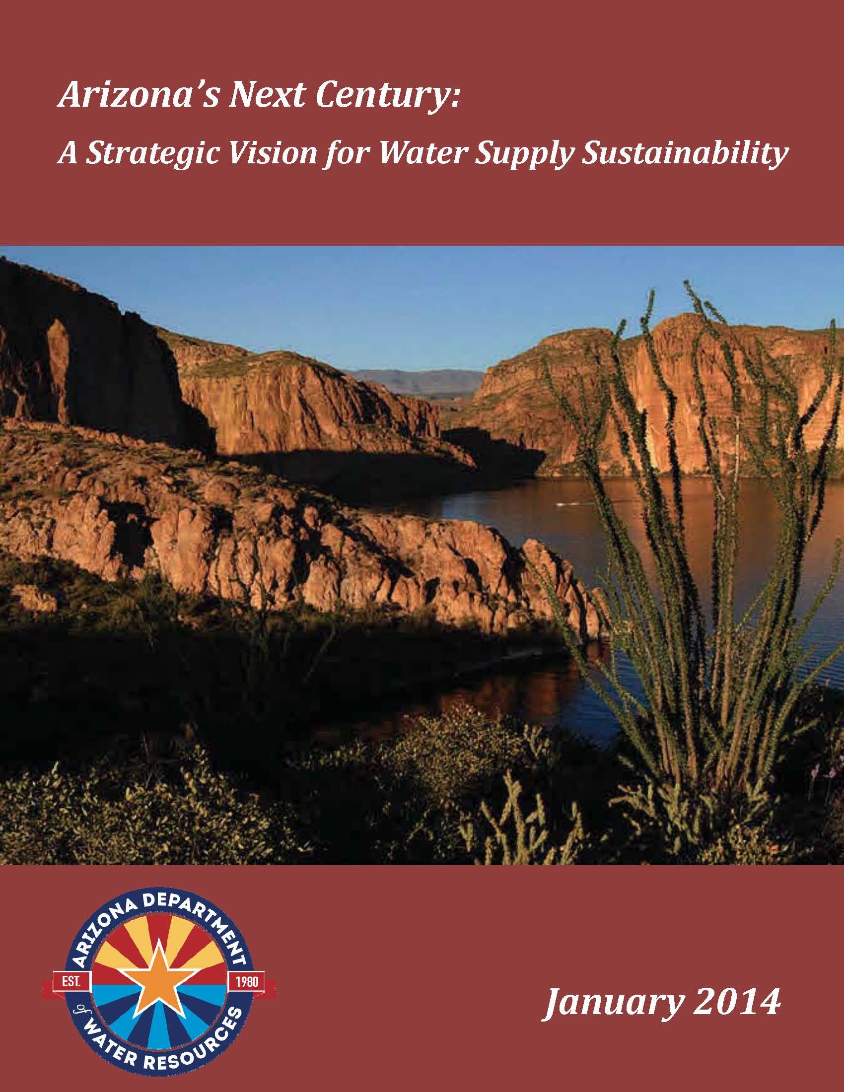 ADWR Strategic Vision