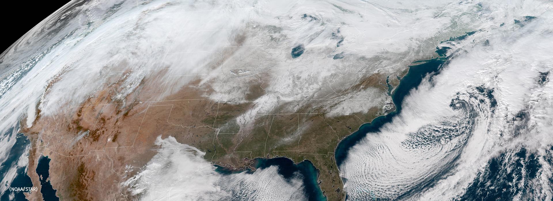 NOAA Winter