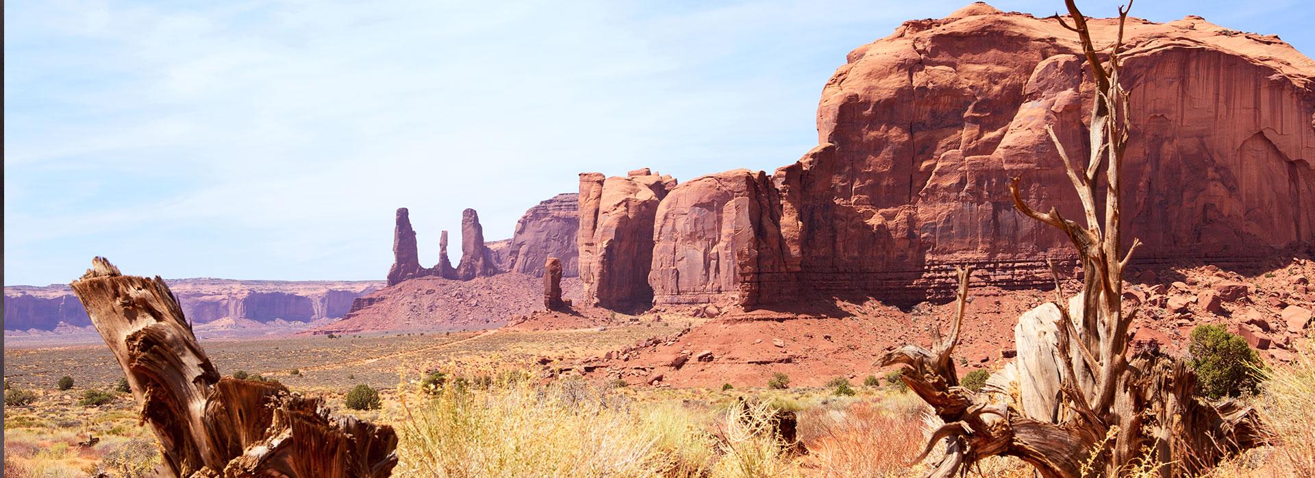 Arid Arizona