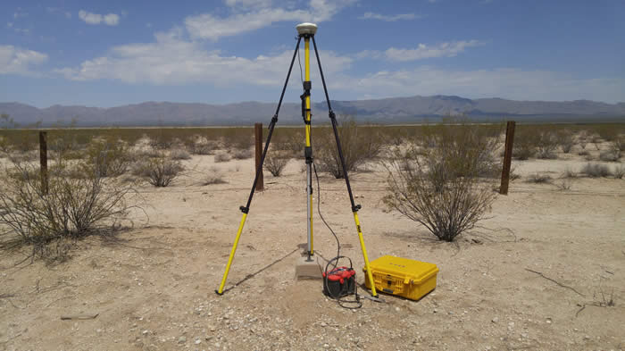 Monitoring for subsidence
