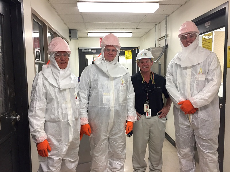 Tour of Palo Verde Nuclear Facility