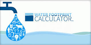 Water Footprint Calculator