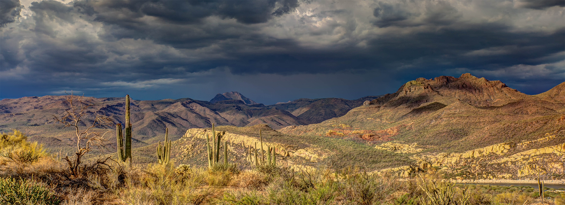 The Drought Preparedness Annual Report: a much-overlooked, but invaluable, source for info on Arizona's lingering dry spell