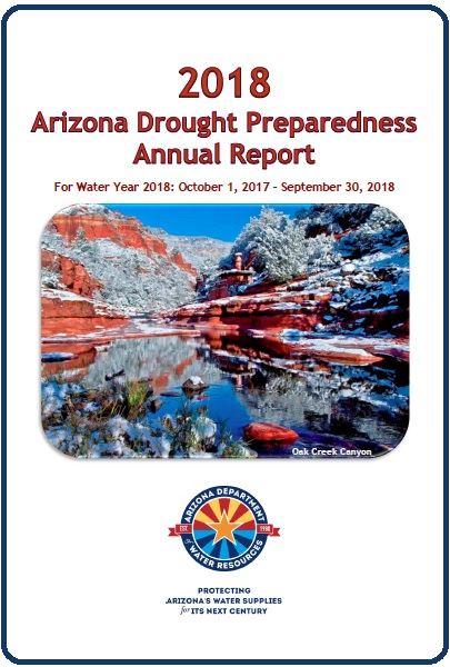 2018 Drought Preparedness Annual Report