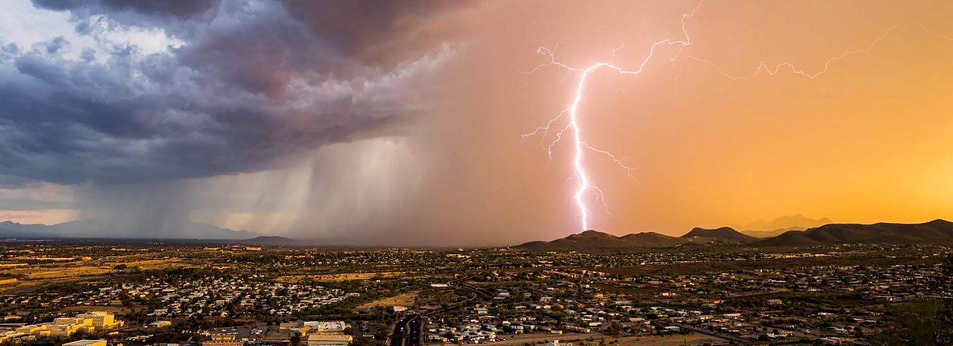 Arizona Monsoon 2017