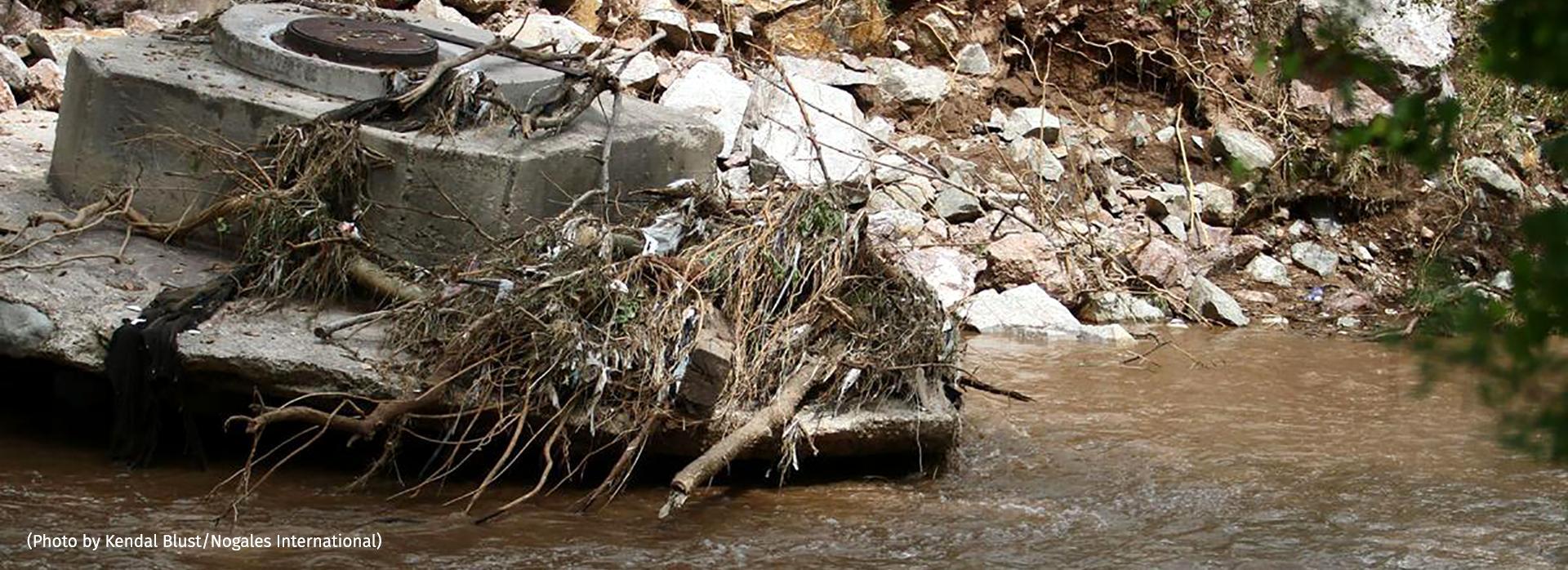 Nogales Sewage 2