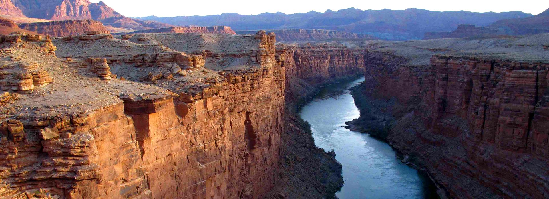 Colorado River Marble Canyon