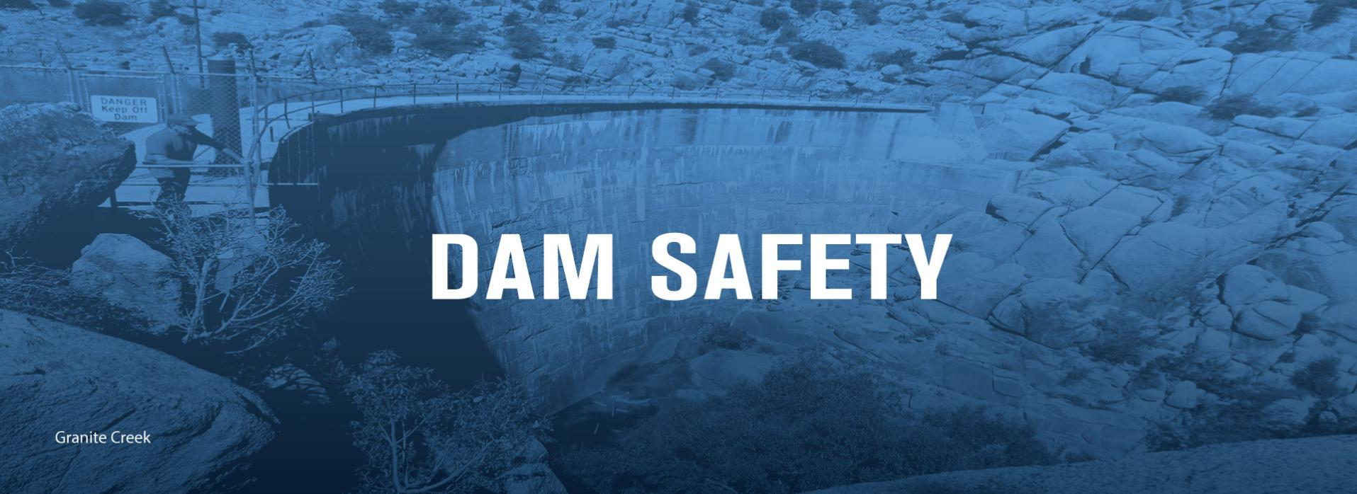 Dam Safety Arizona Department Of Water Resources