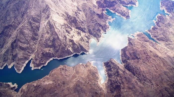 """Colorado River and Lake Mead"" by hmerinomx is licensed under CC BY 2.0"