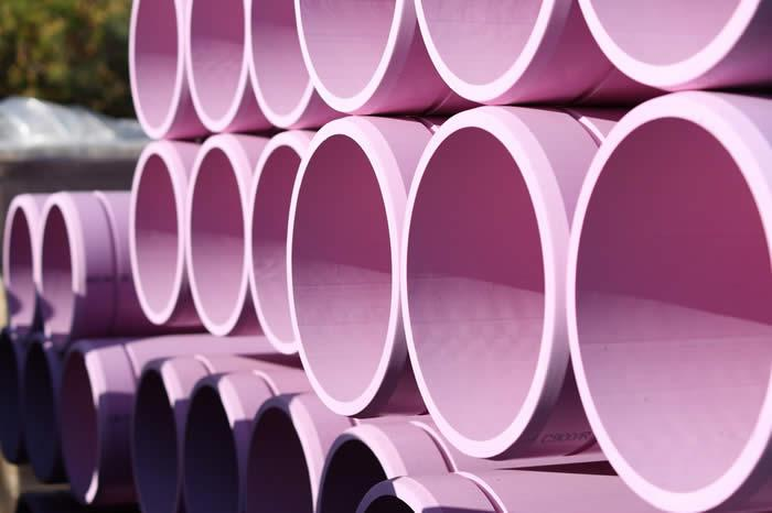 """Purple Pipes"" by John Loo is licensed under CC BY 2.0"