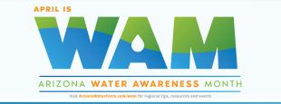 Water Awareness Month Banner