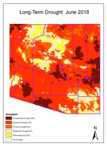 Drought Status | Arizona Department of Water Resources