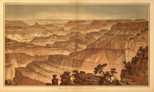 Panorama from Point Sublime. Photo courtesy of the Library of Congress.
