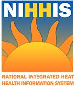 National Integrated Heat Health Information System Logo