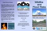 Wildfire and Flood Risk Fact Sheet
